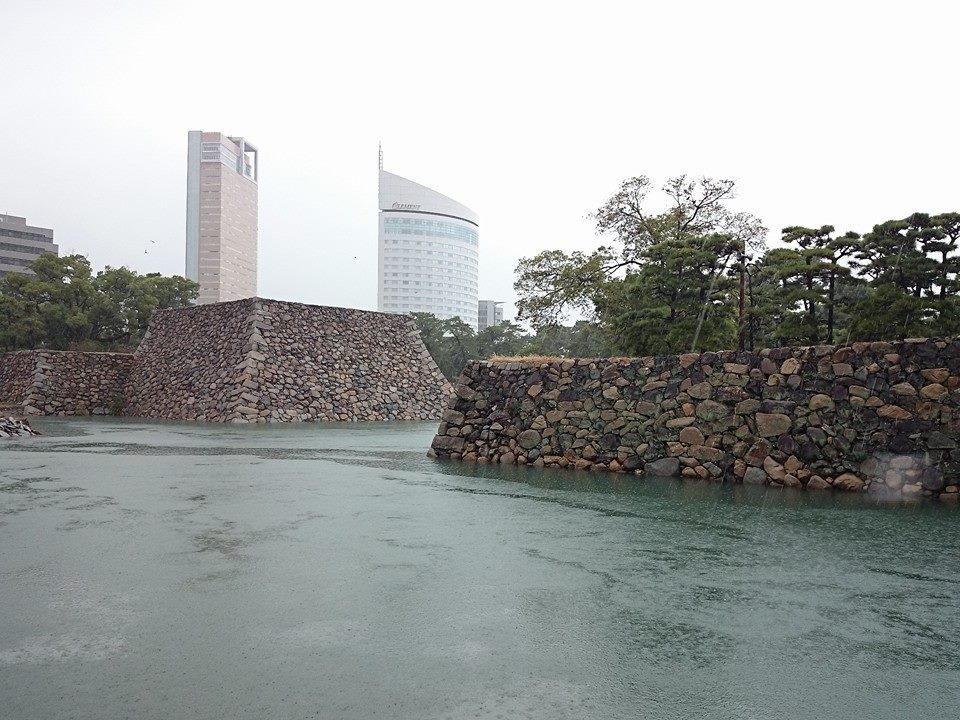 玉藻公園ロケ
