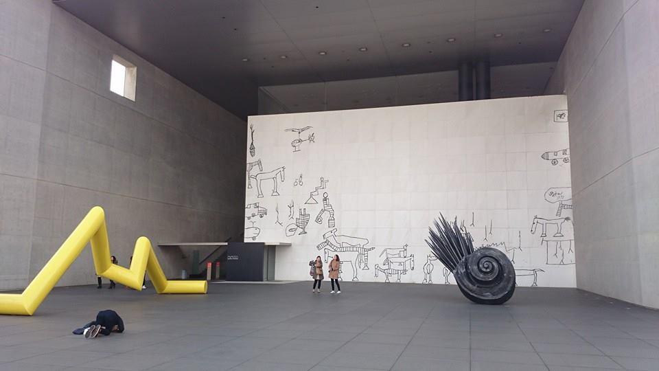 丸亀猪熊源一郎美術館