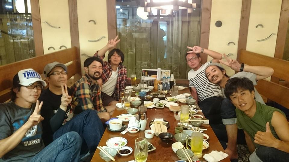 東京組の釣りツアー